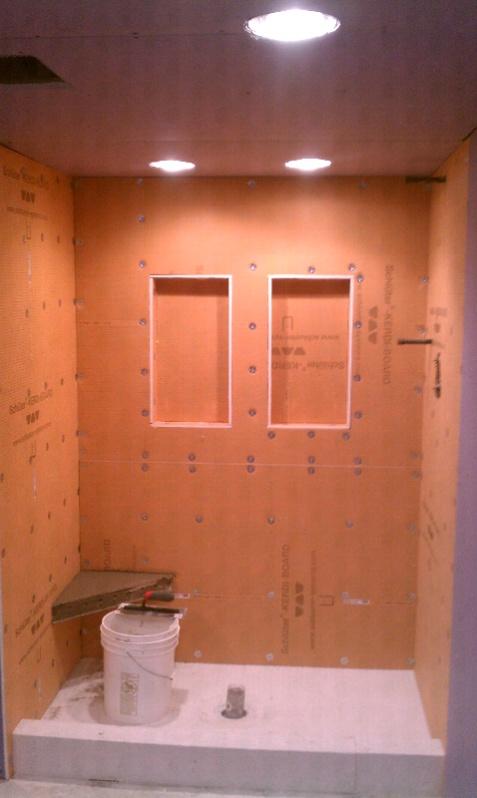 Schluter Tiling Contractor Talk