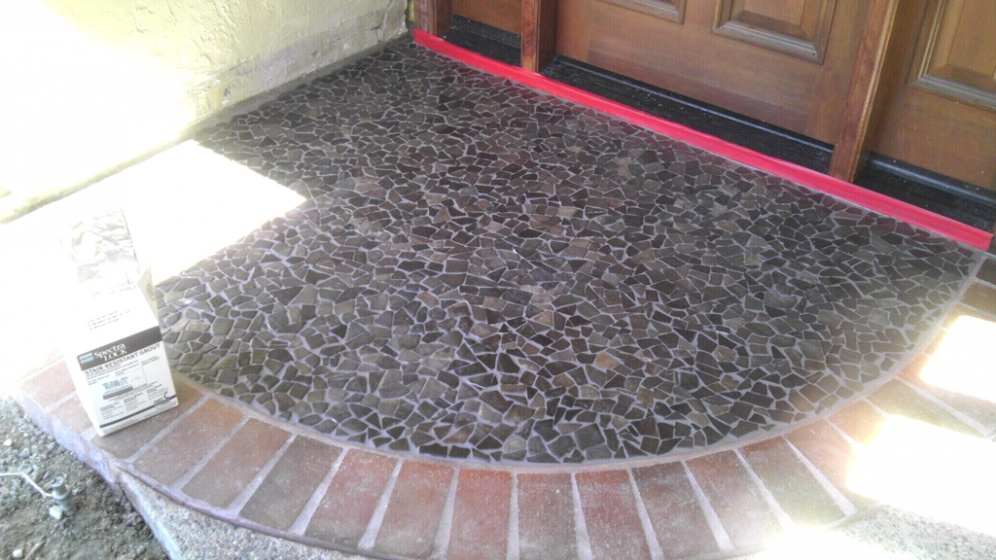 Tile My Front Porch Tiling Contractor Talk