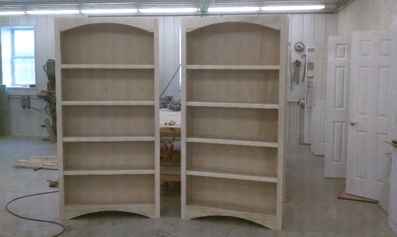 Bookshelf Making Process And Technique Finish Carpentry