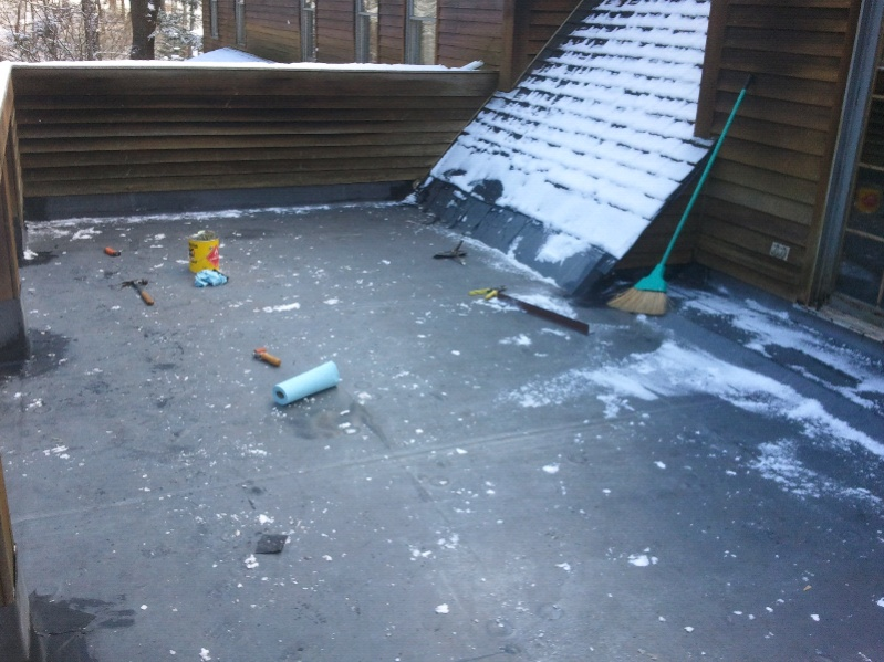 Flat Roofing Fun You Decide Roofing Contractor Talk