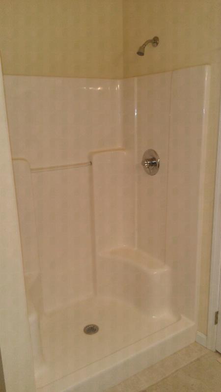 Fiberglass Shower Replacement Harrisburg Pa
