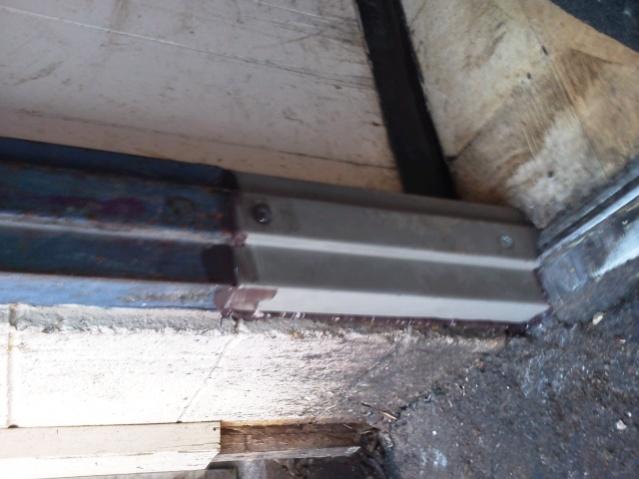 Metal Door Frames Anchor Question Commercial