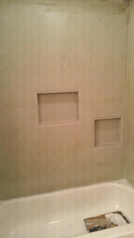 Lancaster, Pa Tile Shower W/ Tub Refinishing - Flooring Picture Post ...