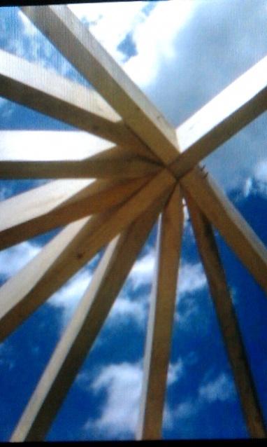 Knockdown Octagon Roof Framing Contractor Talk