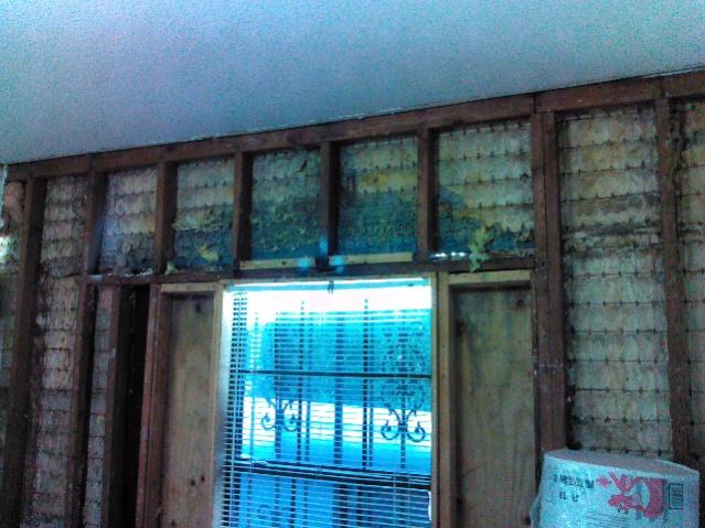 Economical way of repairing stucco walls general discussion contractor talk for How to fix stucco exterior walls