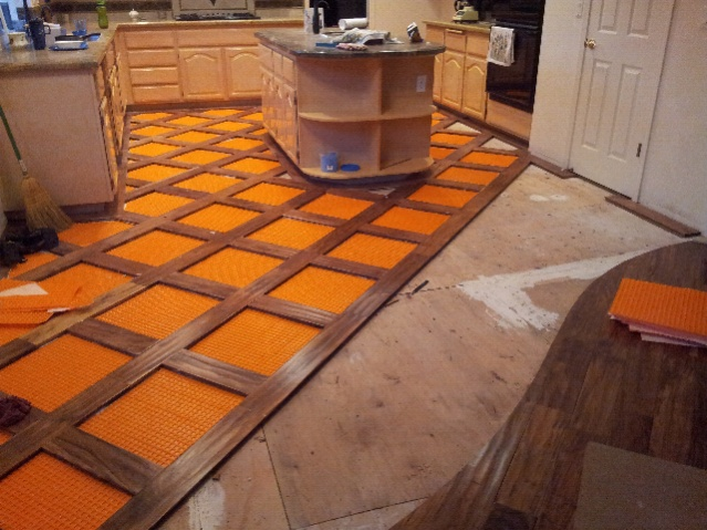 Ditra Tiling Contractor Talk