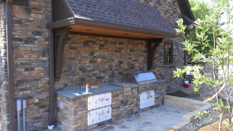 outdoor kitchen build question page 2 masonry
