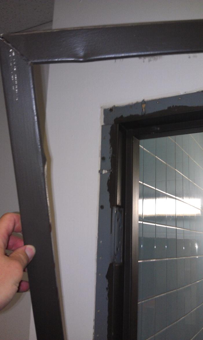 Knock Down Jambs/steel Studs - Construction - Contractor Talk