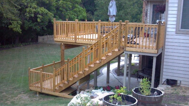 Beam Sistering (Deck) - Decks & Fencing - Contractor Talk