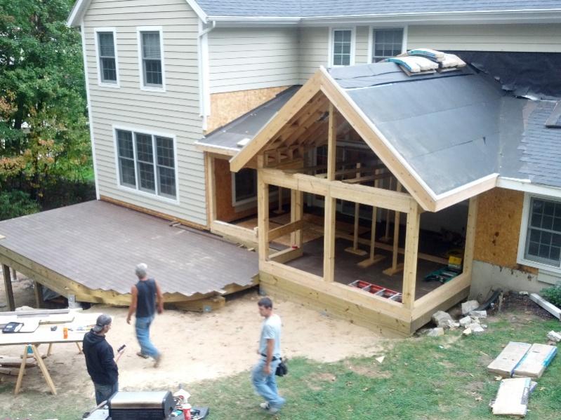 Radius Steps Decks Amp Fencing Contractor Talk