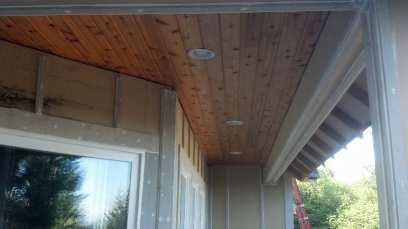 Screen Porch Ceiling Carpentry Contractor Talk
