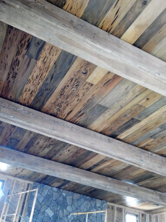 Well-known Screen Porch Ceiling - Carpentry - Contractor Talk QW55