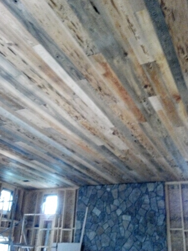 Well-liked Screen Porch Ceiling - Carpentry - Contractor Talk OH27