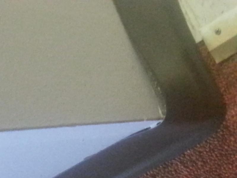 Vinyl Baseboard Dilemma Carpentry