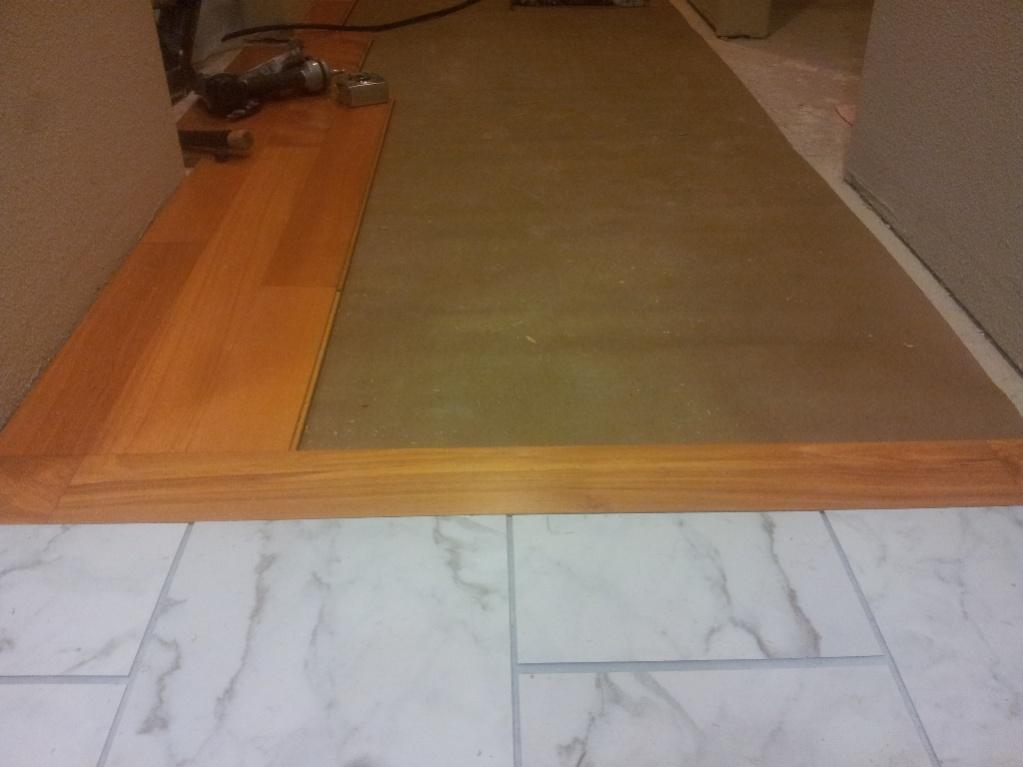 Vapor barrier under solid hardwood always page 2 for Hardwood floors humidity