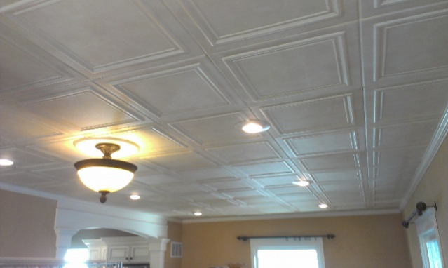 Room Too Small For Coffered Ceiling Remodeling Contractor Talk