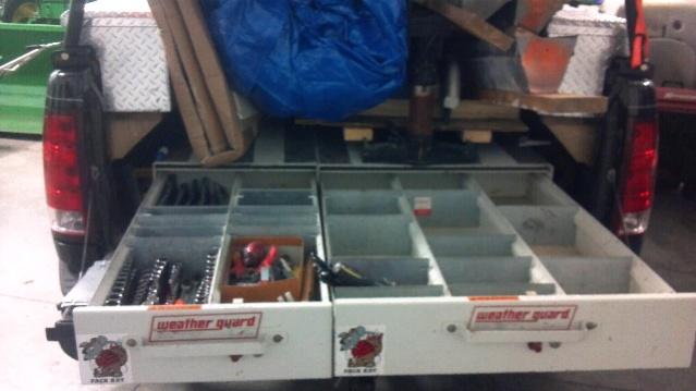 Truck Tool Boxes Tools Amp Equipment Contractor Talk