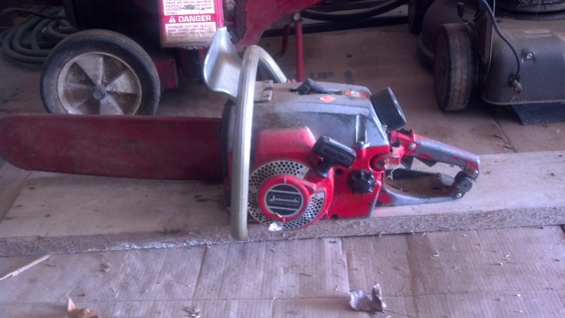 Husqvarna Vs Stihl - Page 3 - Tools & Equipment - Contractor Talk