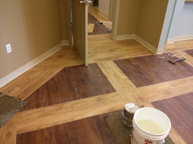 Commercial Vinyl Plank : Commercial vinyl plank flooring wood floors