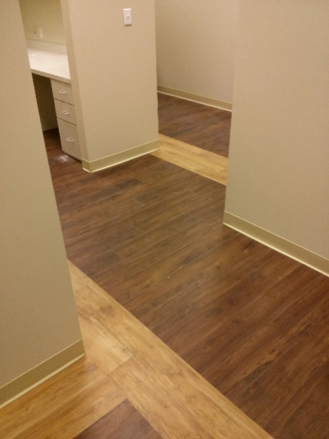 Commercial Vinyl Plank Flooring Picture Post