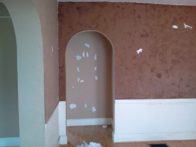 Paint Over Eggshell - Painting & Finish Work - Contractor Talk