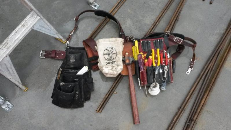 Best Electrician Tool Belt The Belt