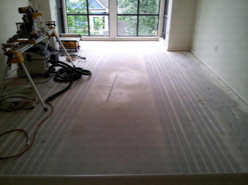 Condo With Concrete Subfloor Please Recommend Best