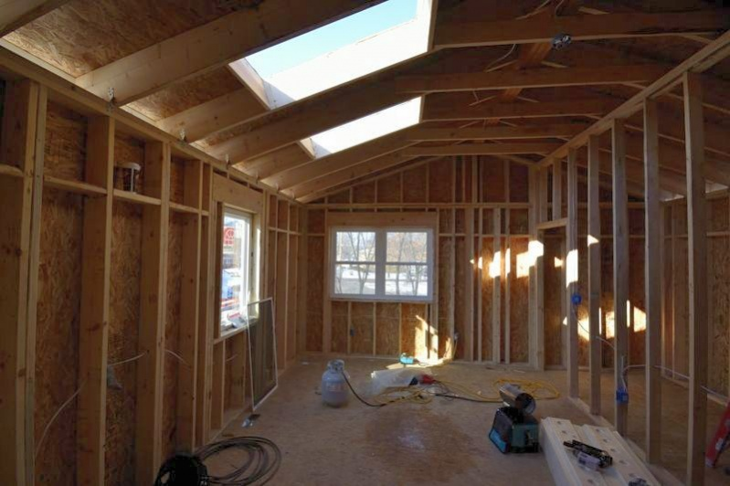 Vaulted Ceiling Lighting Layout