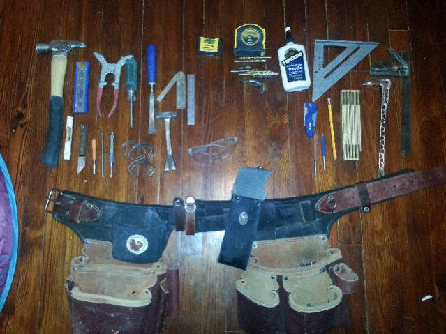 what is in your tool belt? - tools & equipment - contractor talk