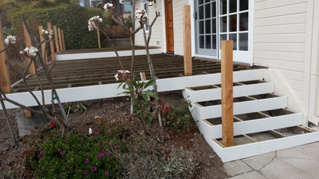 Trex Stairs Question Decks Amp Fencing Contractor Talk
