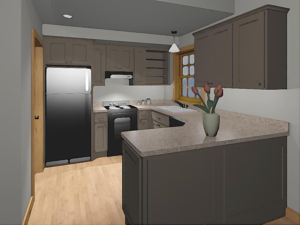 Post Up Your Renderings!-fotosketcher-kitchen-render-painting-fotosk.jpg