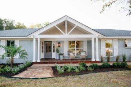 Ideas For Open Gable Porch Help Remodeling Contractor Talk