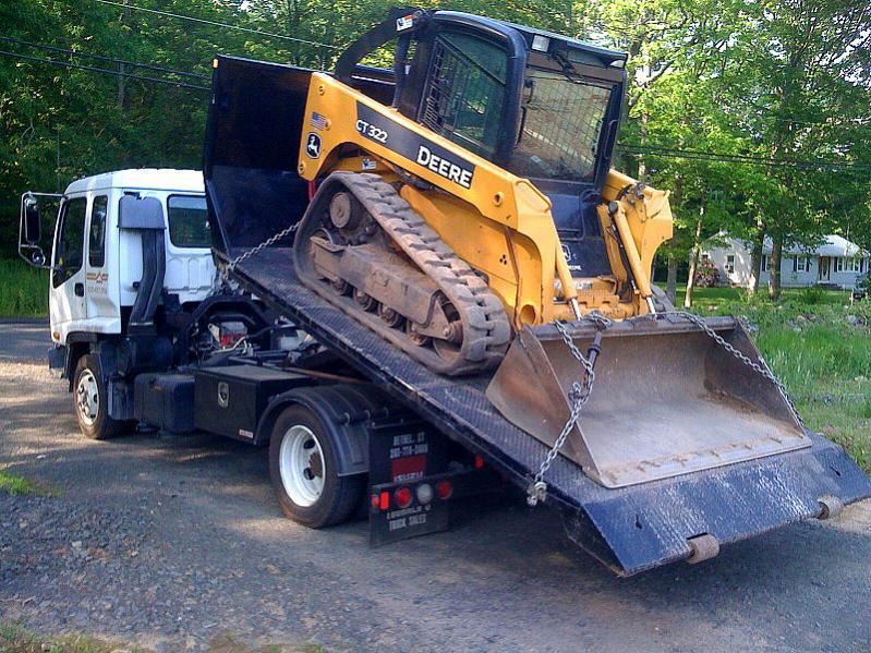 Compact Track Loaders - Excavation & Site Work - Contractor Talk