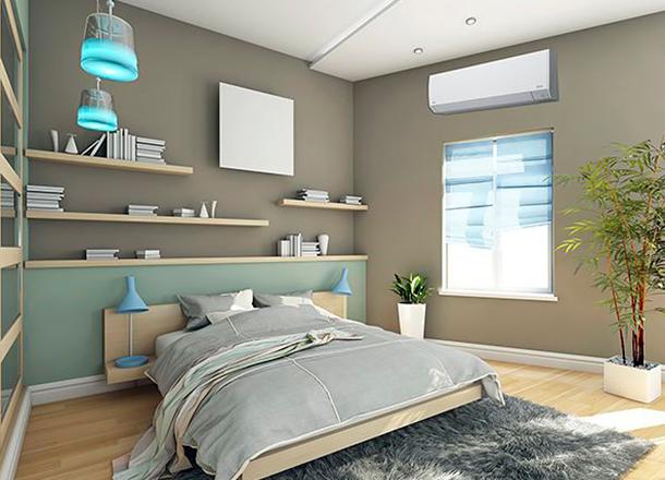 fujitsu-mini-splitn-bedroom