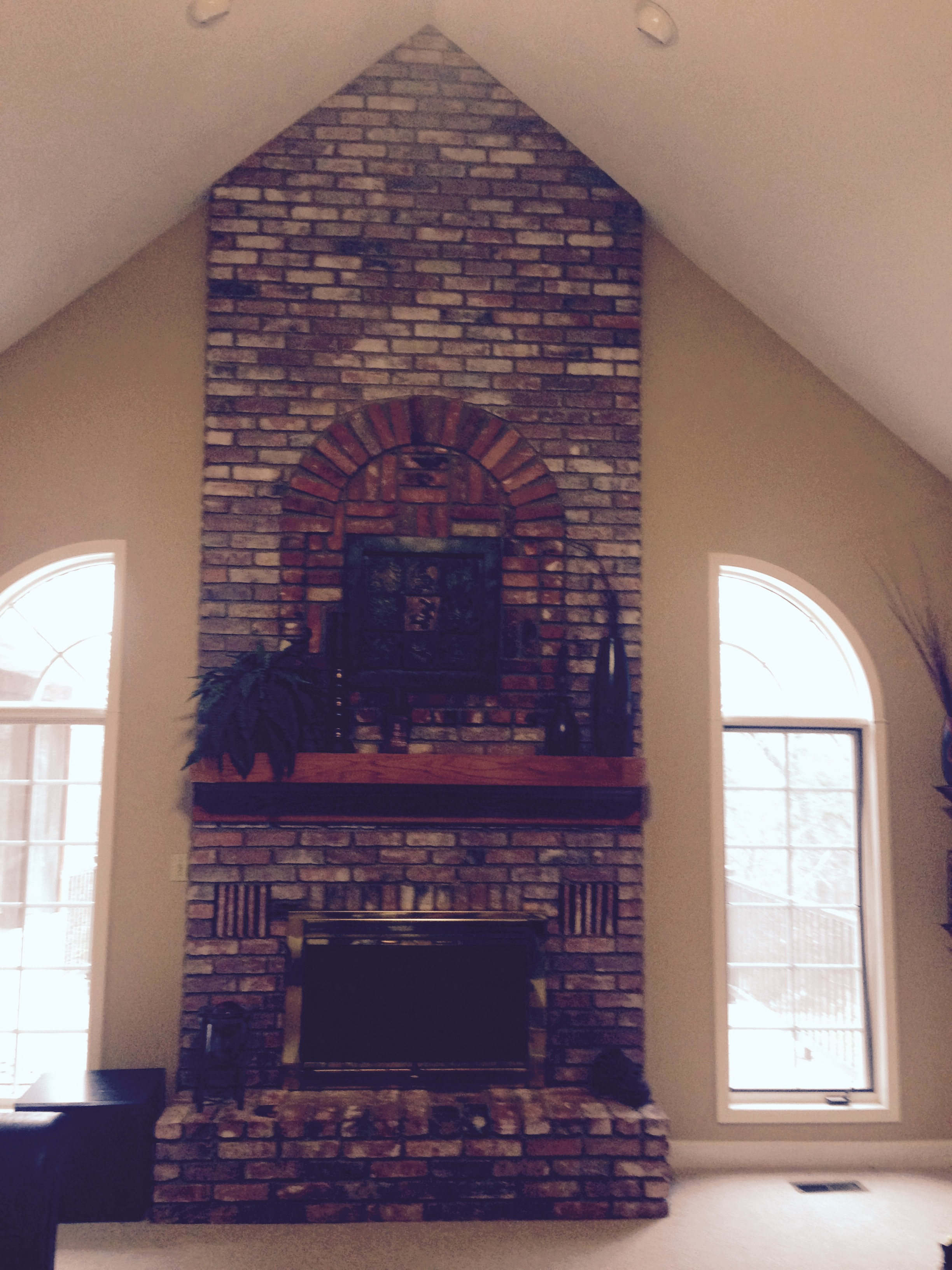 drywall on brick fireplace drywall contractor talk