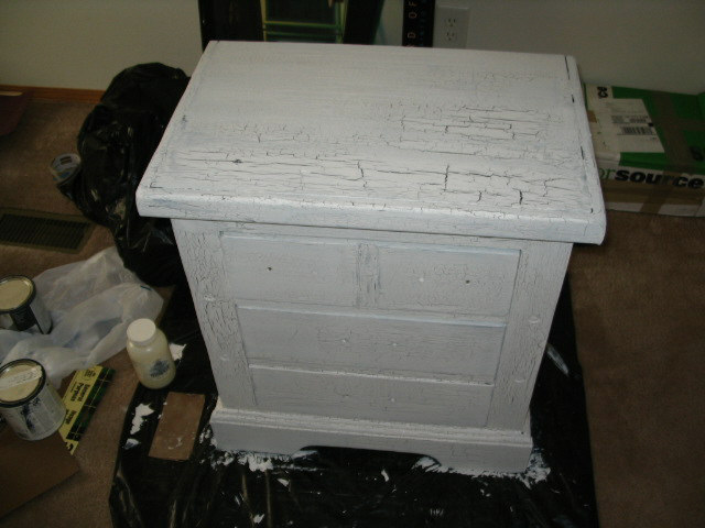 Furniture Antique Crackle Painting Amp Finish Work