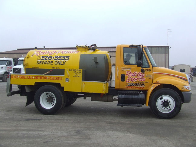 Septic For A RV - Plumbing - Contractor