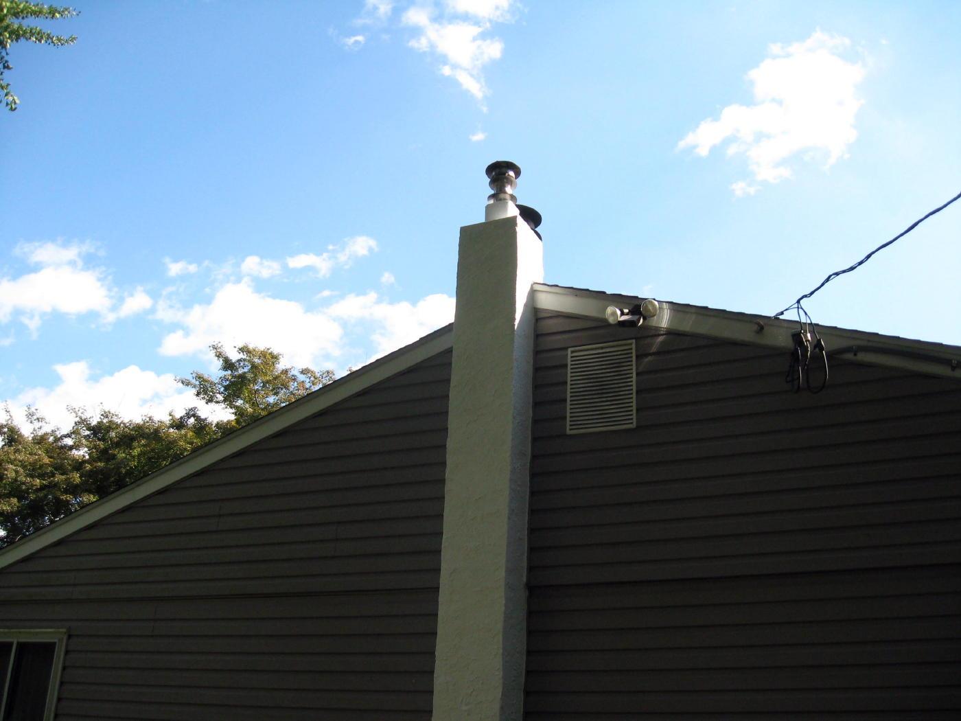 Small Chimney Repair Masonry Contractor Talk