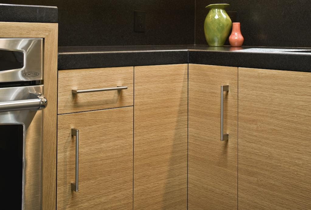 What wood is your kitchen cabinet?