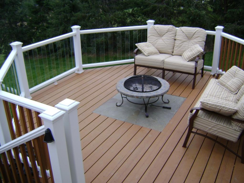 Put This On A Trex Deck Contractor Talk Professional Construction And Remodeling Forum