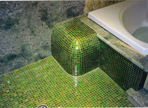 Tile Over Vinyl Flooring Tiling Contractor Talk