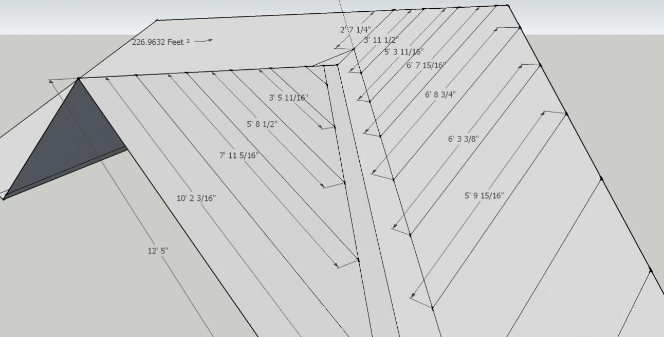 Metal Roof Software. - Roofing - Contractor Talk