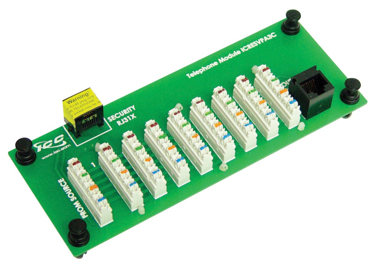 Install Phone Line Wiring Block Telephone Modules Alternate Methods Home