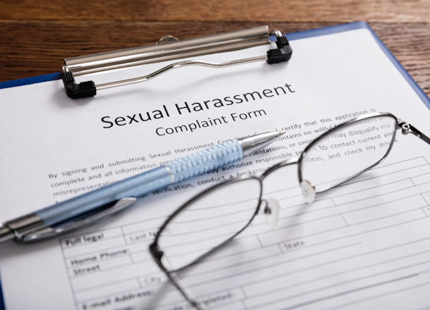 Handling Sexual Harassment on the Jobsite