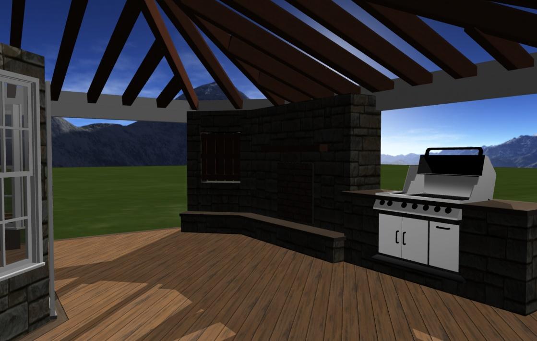 Simpson strong tie deck building software architecture for Castle design software