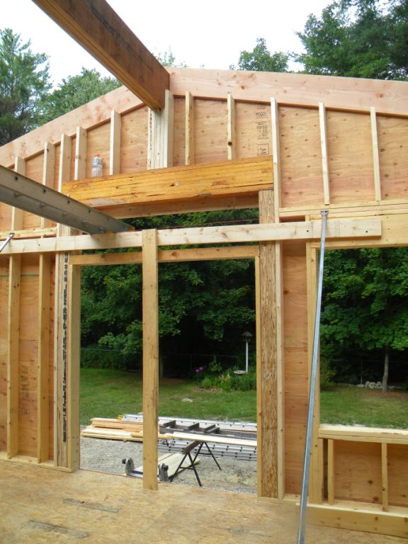 Of Jack Studs Required Framing Contractor Talk