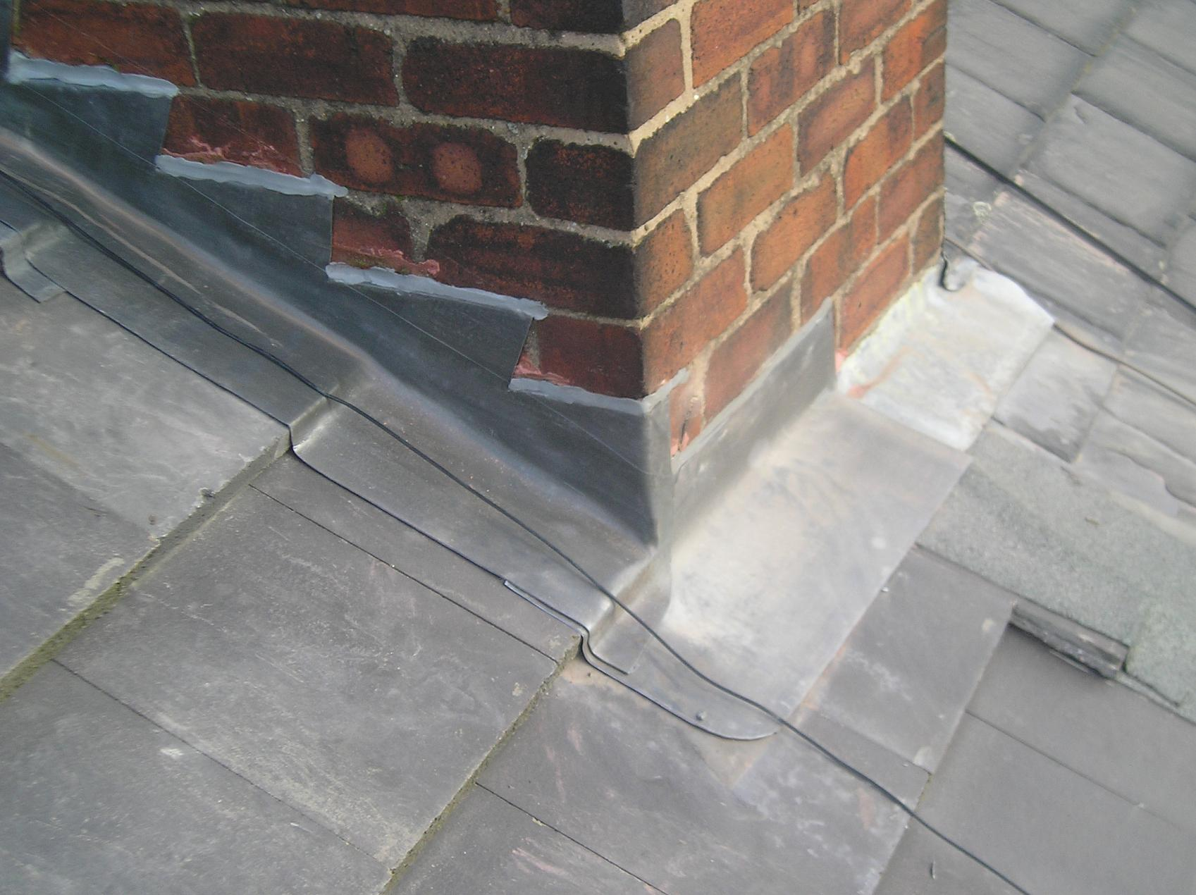Flashing Step Pan Wall General Discussion Contractor Talk