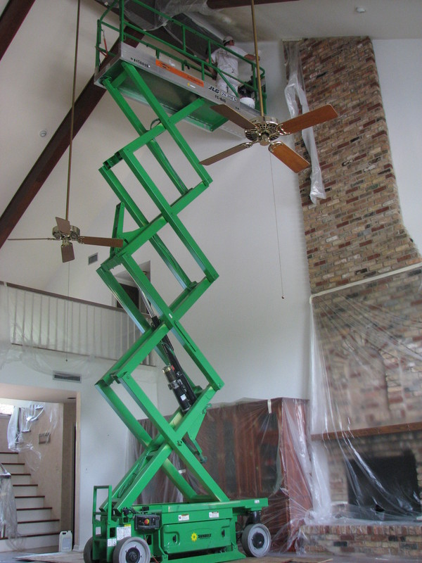 Stairwells Painting Amp Finish Work Contractor Talk
