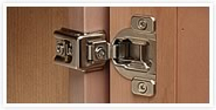 Anybody Know Specifics On The Hinges Merillat Uses