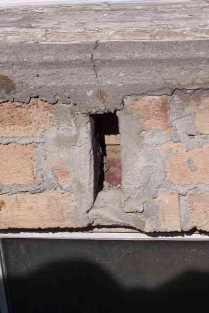 Deck Attachment Through Brick Decks Amp Fencing